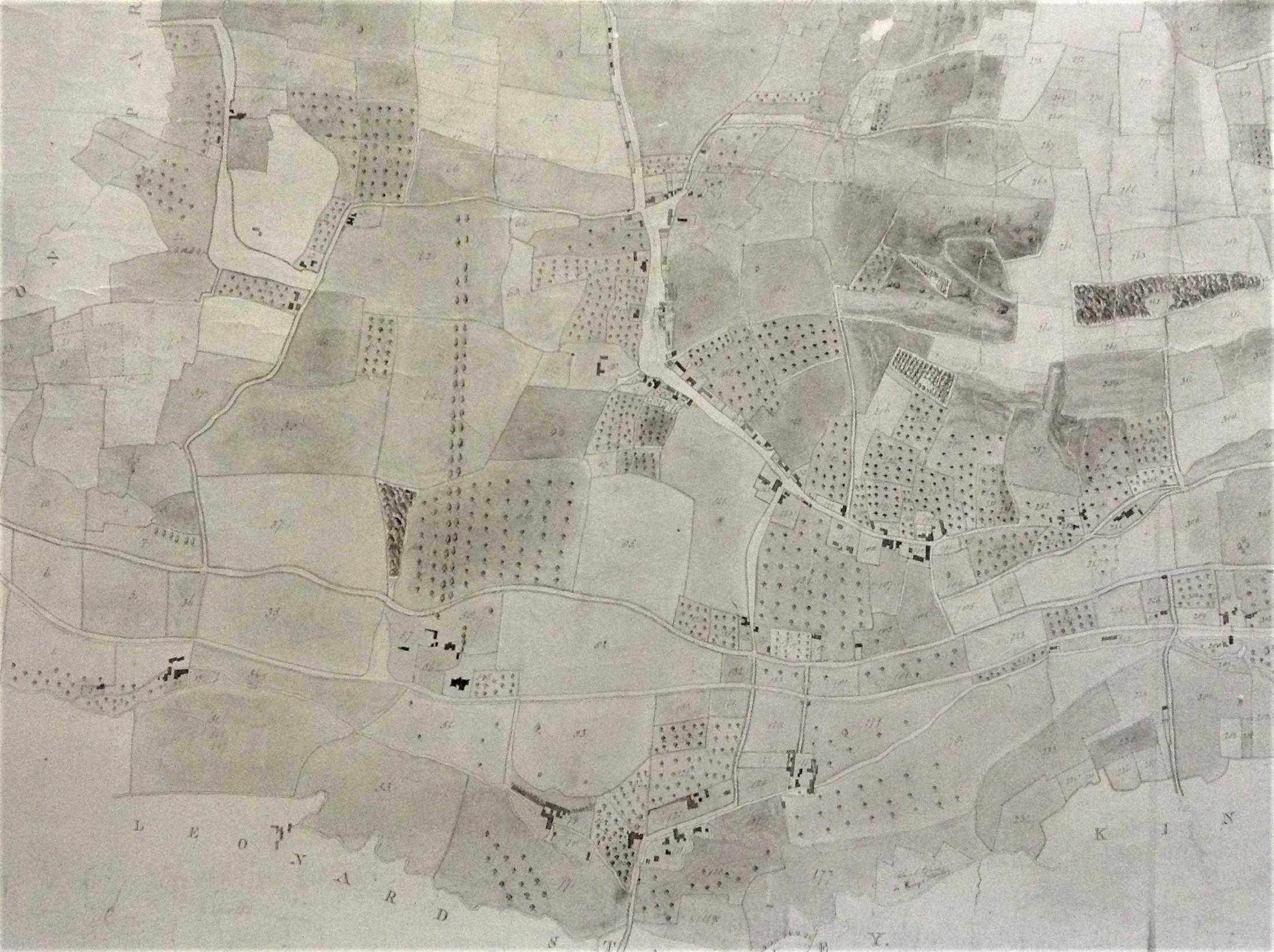 Stonehouse town area John Elliott 1803