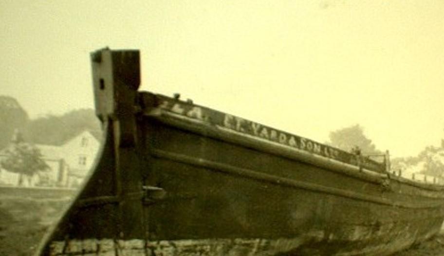 The barge Ila