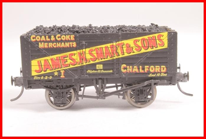 Model of a James Smart coal truck