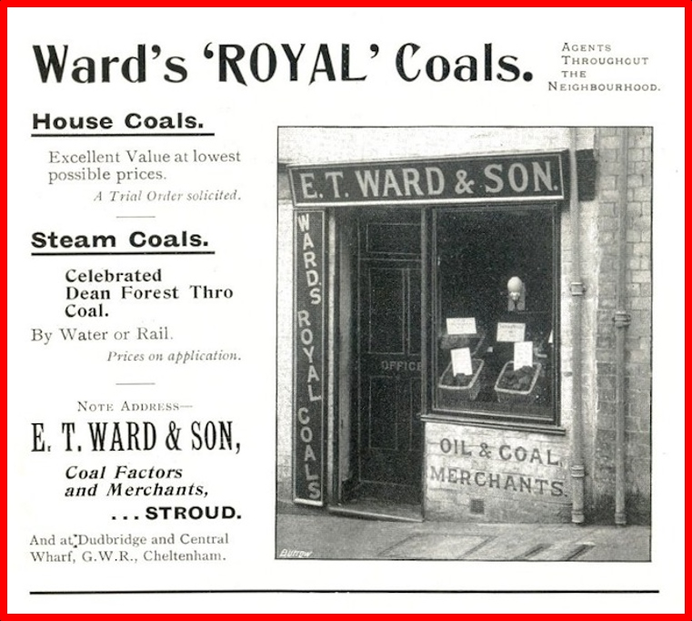 Ward's advert of 1902