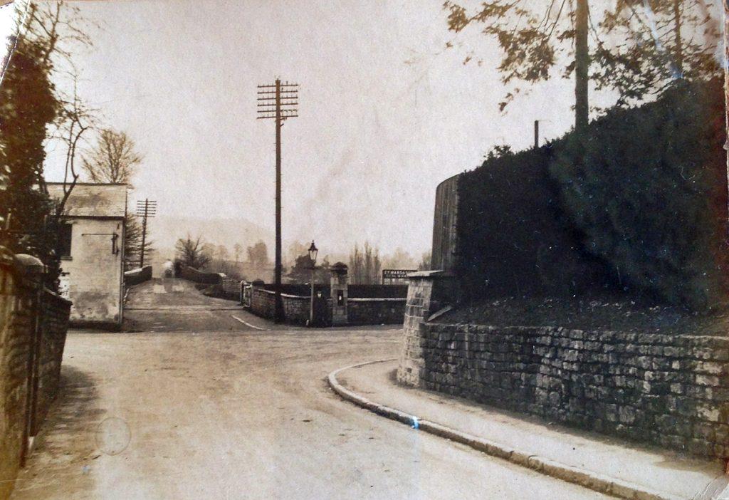 E.T. Ward coal yard